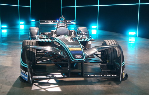 Panasonic Jaguar Racing: