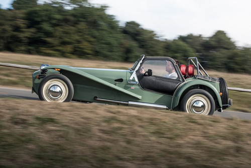 Caterham Seven Sprint.