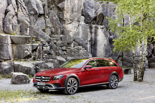 Mercedes-Benz E-Klasse All-Terrain.