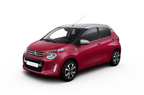Citroen C1 Shine Edition.