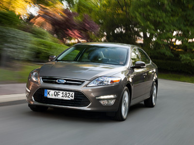 Ford Mondeo.