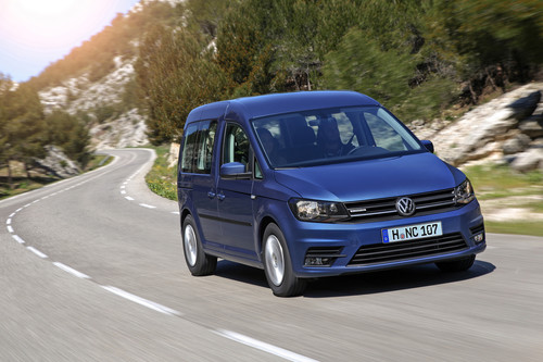 Volkswagen Caddy.