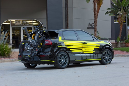 Kia Niro Triathlon.