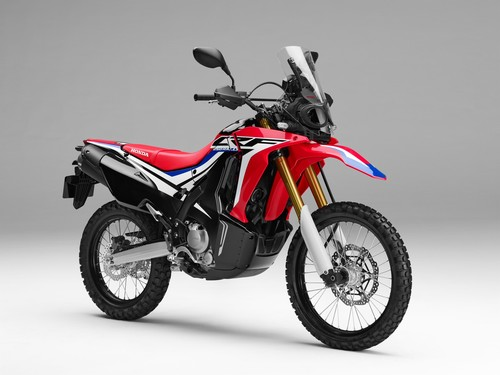 Honda CRF 250 Rally.