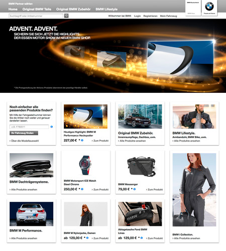 BMW-E-Commerce-Shop.
