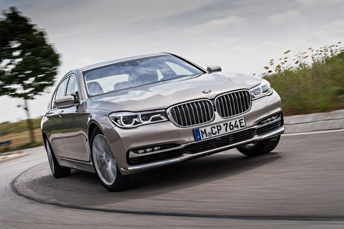 BMW 740Le xDrive iPerformance.