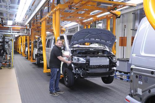 Volkswagen steigert weltweiten Absatz zweistellig
