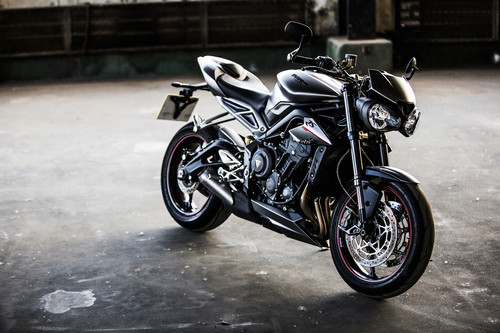 Triumph Street Triple RS.