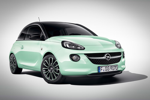 "Opel Adam ""Germany's next Topmodel""."