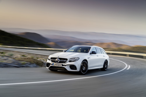 Mercedes-AMG E 63 4Matic+ T-Modell.