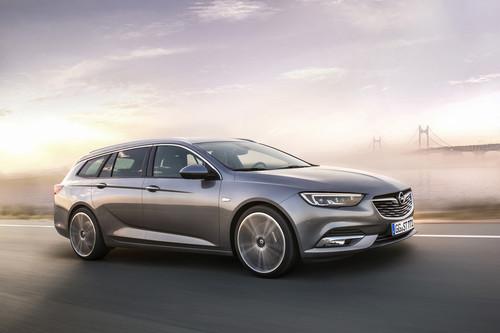 Opel Insignia Sports Tourer: Mehr Platz, mehr Technik, schlaue Klappe: Opels