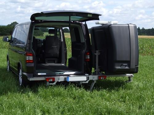 buck hecktr ger f r kastenwagen auto. Black Bedroom Furniture Sets. Home Design Ideas