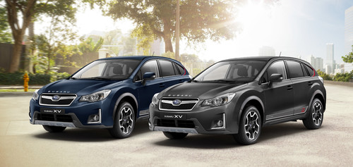 Subaru XV 2.0i Lineartronic Limited Edition.