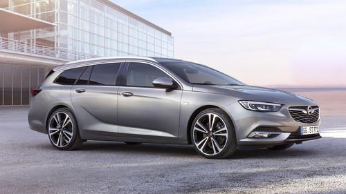 Neues Flaggschiff: Opel Insignia Grand Sport startet bei 25.940 Euro