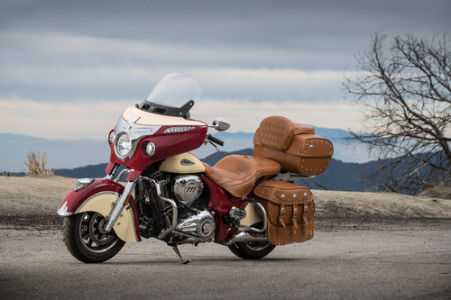 Indian Roadmaster Classic.