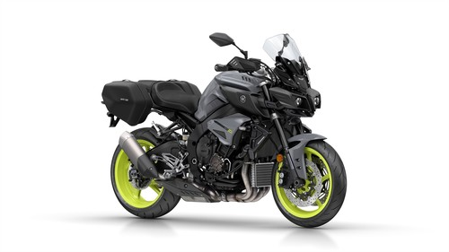 Yamaha MT-10 Tourer Edition.