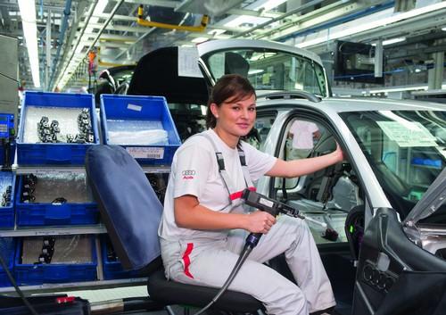 "Automotive Lean Production Award"" für Audi und BMW - Auto ..."