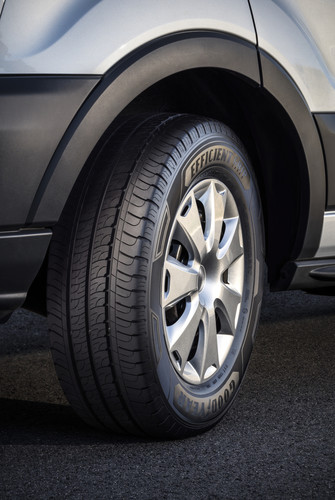 Goodyear Efficient Grip Cargo.