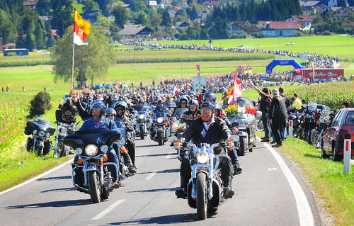 European Bike Week 2010.