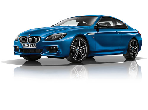 BMW 6er M Sport Limited Edition.