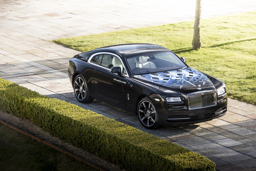 "Rolls-Royce Wraith Inspired by Music ""Tommy"""