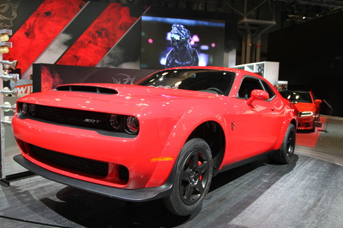 Dodge Demon.