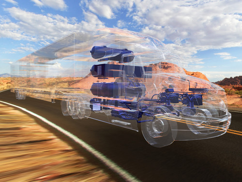 Toyota bestückt US-Truck mit Brennstoffzellen