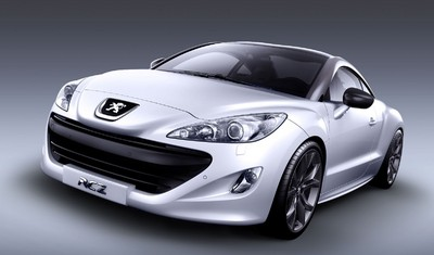 Peugeot RCZ Limited Edition.