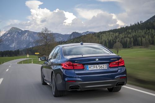 Vorstellung BMW 530e Und M550i Ein Sparer Sportler