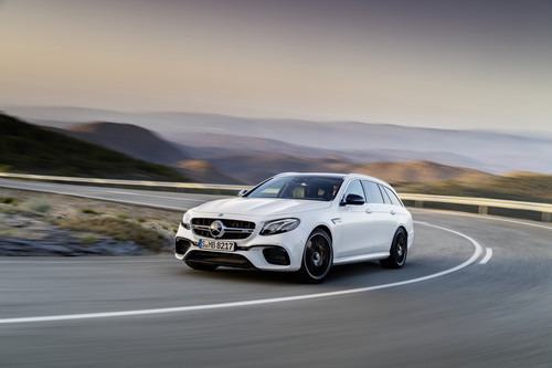 Mercedes-AMG E 63 S 4Matic+ T-Modell.