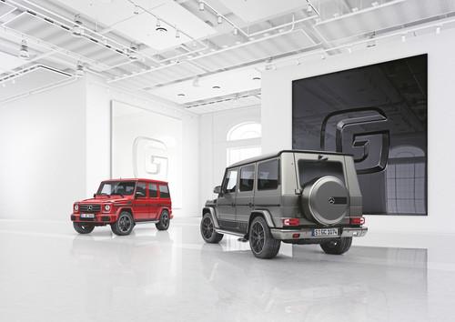 Mercedes-Benz G-Klasse in exklusivem Gewand
