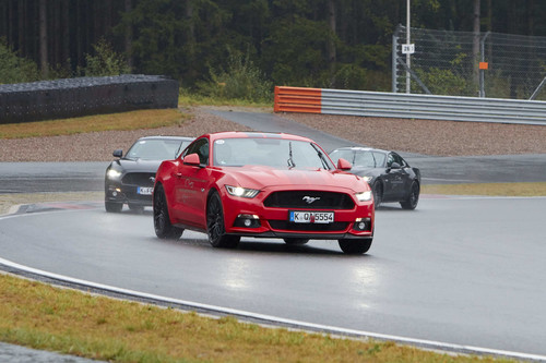 "Fahrsicherheitstraining ""Ford Performance Days""."
