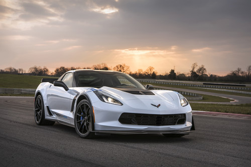 Chevrolet Corvette Carbon 65 Edition.