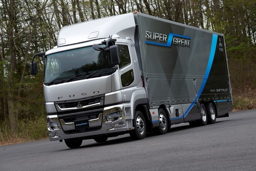 Fuso Super Great.