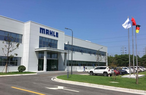 Mahle-Werk in Changshu
