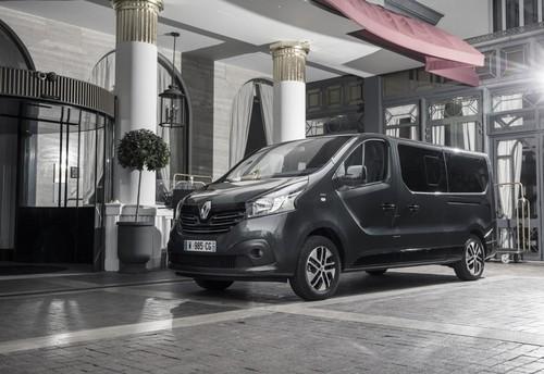 Shuttle oder Büro: Renault Trafic Spaceclass