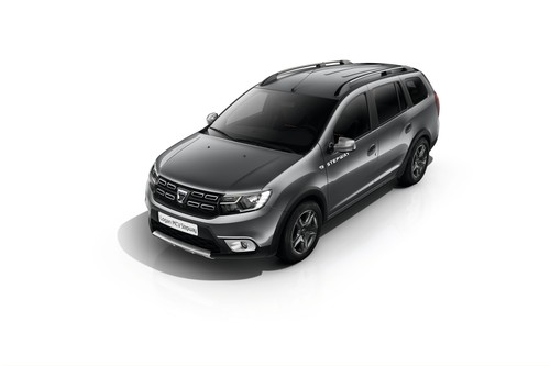 Dacia Logan MCV Stepway Celebration.