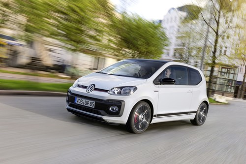 Volkswagen Up GTI.