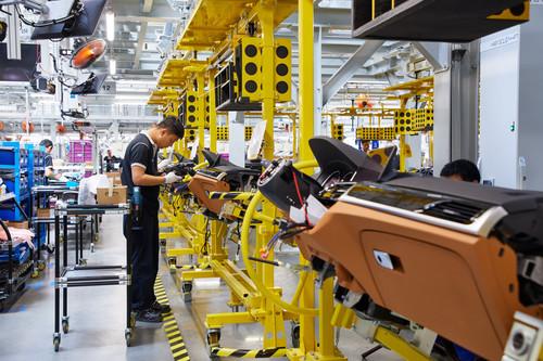 BMW baut Werk in China aus