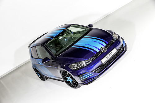 Volkswagen Golf GTI First Decade.