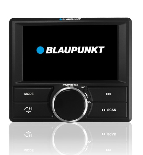 Blaupunkt Skagen 370 Dab Bt In Car Radio With Bluetooth: Auto-Medienportal.Net