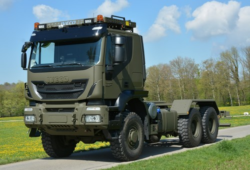 Iveco Defence Vehicles.