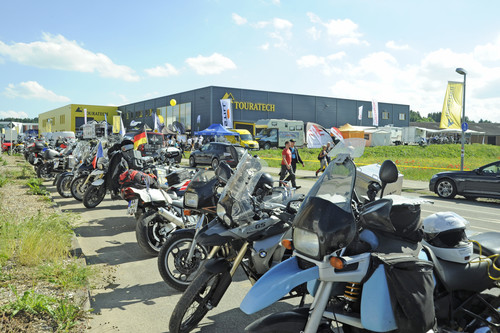 Touratech Travel Event 2017.