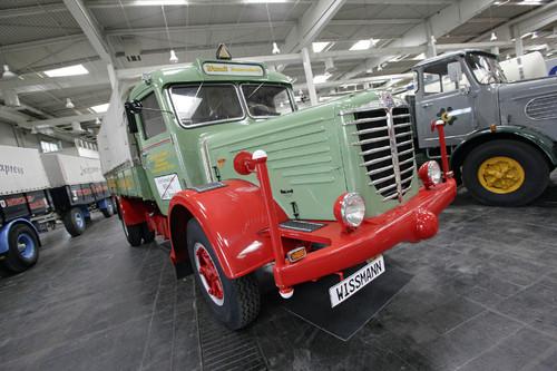 Oldtimer - Gebrauchte Nutzfahrzeuge, Lastwagen