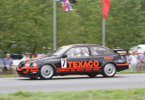 Ford Sierra RS 500 Cosworth.
