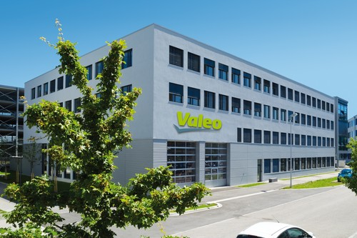 Aus Spheros mit Sitz in Gilching wird Valeo Thermal Commercial Vehicles.