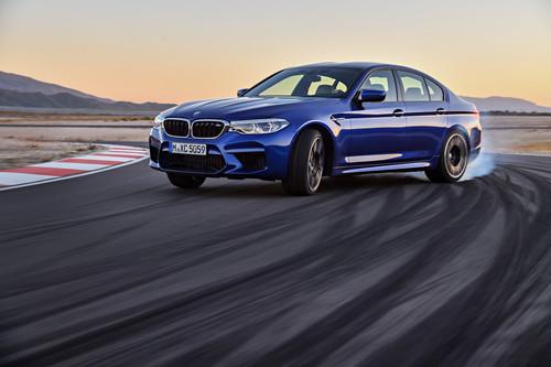 Zum Artikel BMW M5 bekommt 600 PS und Allradantrieb
