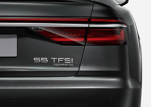 Zum Artikel Bei Audi setzten künftig zwei Ziffern die Zeichen