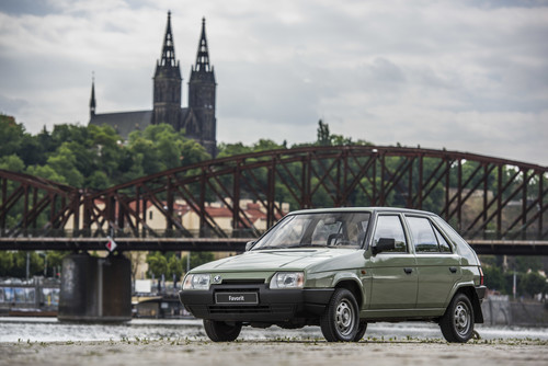 Skoda Favorit (1987–1994).