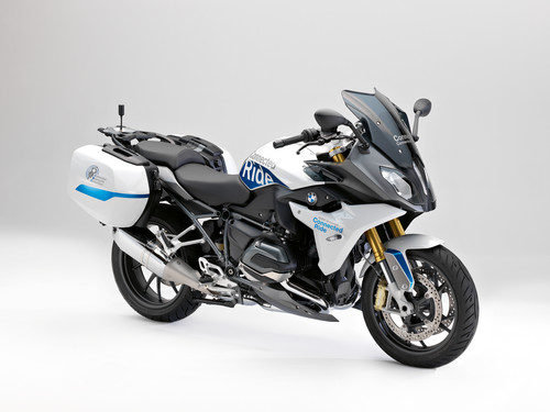 BMW R 1200 RS Connected Ride.